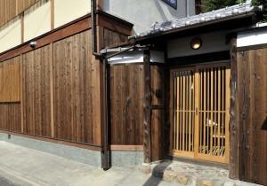 (after)門周辺