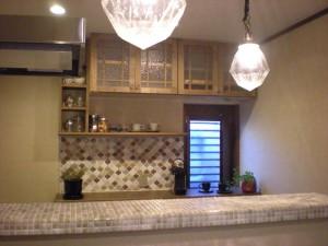 (after)キッチン吊り棚周辺